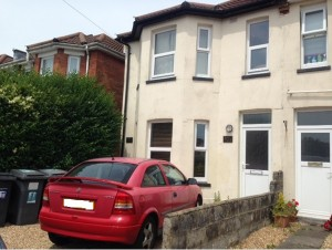 Two bedroom flat to rent on Stewart Road in Charminster