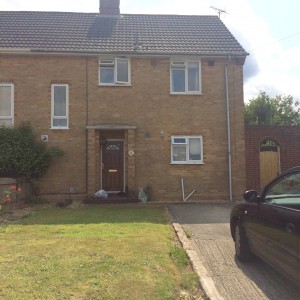 Spacious 3 bedroom house with garden & ORP
