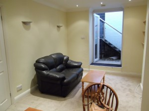 One bedroom flat situated on Charminster Road