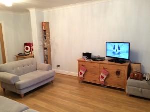 One bedroom flat in Branksome